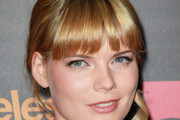 Emma Greenwell Bobby Pinned Updo