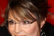 Sarah Palin French Twist