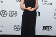 Rooney Mara Off-the-Shoulder Dress