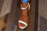 Candice Patton Strappy Sandals