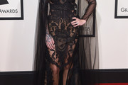 Skylar Grey Embroidered Dress