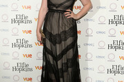 Kimberley Nixon Evening Dress