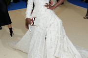 Cynthia Erivo Corset Dress