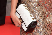 Cara Delevingne Quilted Clutch