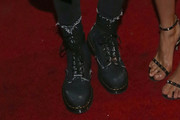 Ruby Rose Combat Boots