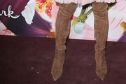 Candace Cameron Bure Over the Knee Boots