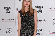 Liana Liberato Embellished Top
