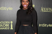 Aja Naomi King Crop Top