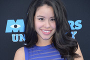 Cierra Ramirez Layered Cut