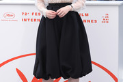 Elle Fanning Knee Length Skirt