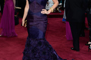 Gloria Reuben Mermaid Gown