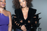 Solange Knowles Fitted Jacket