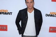 Will Arnett Denim Jacket