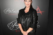 Andrea Parker Leather Jacket