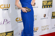Danneel Ackles Strapless Dress