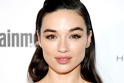 Crystal Reed Half Up Half Down