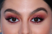 Kira Kosarin Jewel Tone Eyeshadow