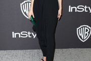 Madeline Brewer High-Waisted Pants