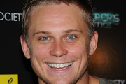Billy Magnussen Boy Cut
