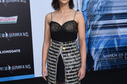 Naomi Scott Little Black Dress