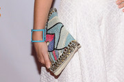 Krysta Rodriguez Beaded Clutch