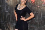 Alyssa Diaz Little Black Dress