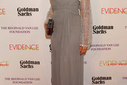 Tamara Tunie Strapless Dress