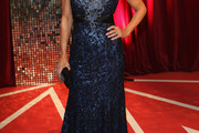 Gillian Taylforth Beaded Dress