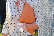 Lauren Conrad Oversized Clutch