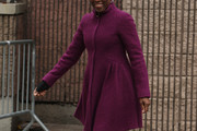Chirlane McCray Wool Coat