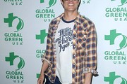 Johnny Knoxville Button Down Shirt