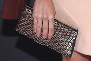 Brittany Snow Studded Clutch