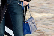 Stella Tennant Chain Strap Bag