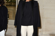 Princess Marie Chantal Wool Coat