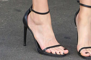 Amber Valletta Strappy Sandals