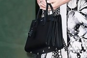 Anne Hathaway Leather Tote