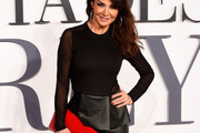 Lizzie Cundy Peplum Top