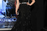 Abbie Cornish Beaded Dress
