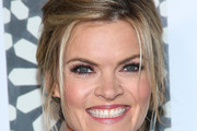 Missi Pyle Messy Updo
