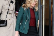 Ali Larter Motorcycle Jacket