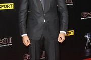 Amir Khan Men's Suit