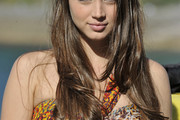 Ana de Armas Long Curls