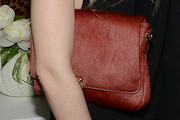 Ashley Olsen Fur Clutch
