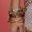 Ashley Tisdale Gold Bracelet