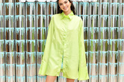 Kendall Jenner Shirtdress