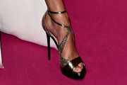 Taylor Swift Strappy Sandals