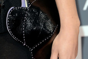 Kerli Patent Leather Clutch