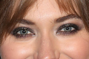 Imogen Poots Smoky Eyes