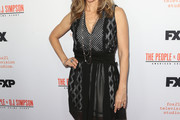 Kelly Preston Mini Dress