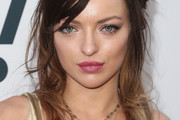 Francesca Eastwood Half Up Half Down